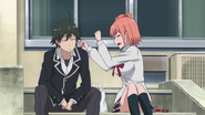 EP3 Hachiman Yui Lunch 4