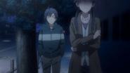 S2 Episode 1 Hachiman Yukino Walk 2