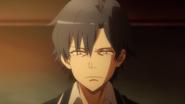 S2 EP8 Hachiman Crying