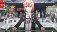 S2 Episode 1 Yui Fountain 2