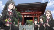 S2 Episode 1 Yukino Kiyomizu-dera