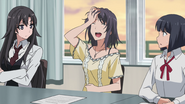 EP11 Haruno Laughing 1