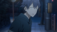 S2 Episode 1 Hachiman Shy 1