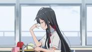 OVA1 Yukino Annoyed