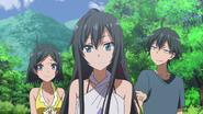 EP8 Yukino Confused