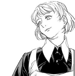 Yukko in manga
