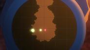 Radar's inside