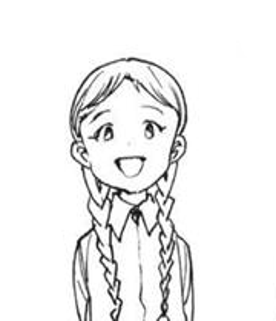 9 year old Anna