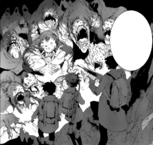 Pack of wild demons