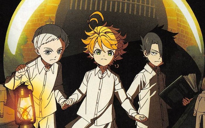 The Promised Neverland (Anime)Feed para los fans