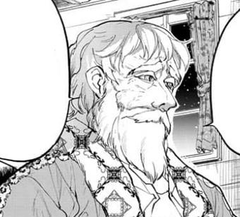 Old Man The Promised Neverland Wiki Fandom