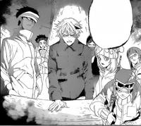 The vengeful seven