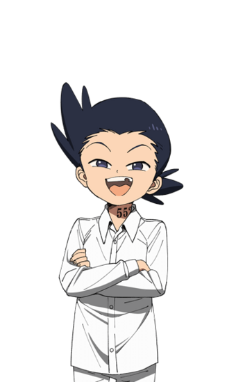 Image result for The Promised Neverland transparent background