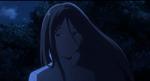 Isabella's long hair