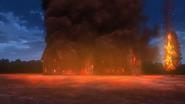GF House burning