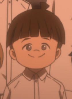 Mark in Anime