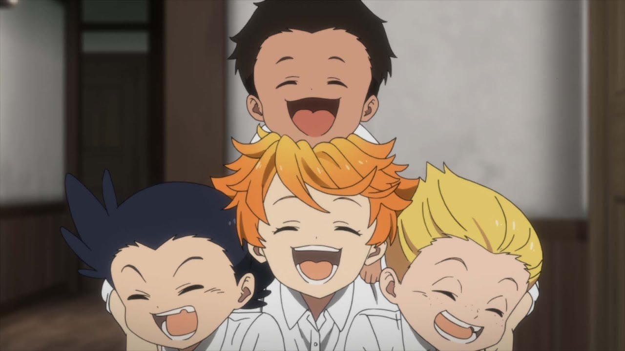 Phil The Promised Neverland Wiki Fandom Powered By Wikia