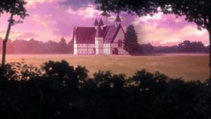 Grace Field House anime