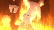 Burning Bunny