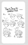 Volume 10 How To Draw Emma's Hair
