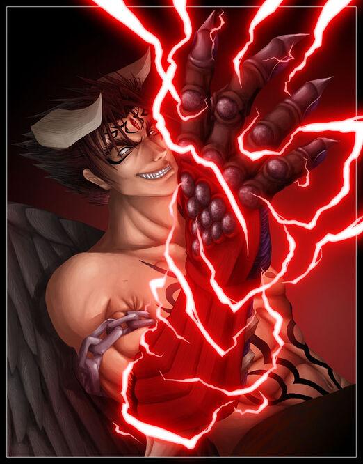 Commission Devil Jin by CoolBlueX