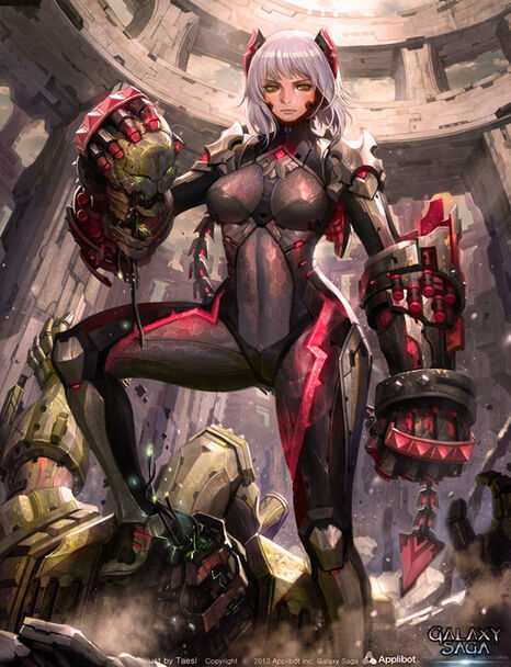 Great art iron fists
