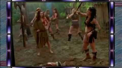 Xena - Coming Home - Season 6 (Girl Fight - Livia is Recognized)