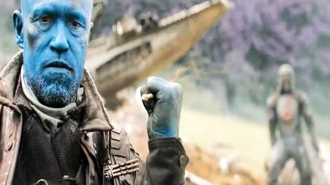 Yondu Last Whistle Scene - Guardians Of The Galaxy