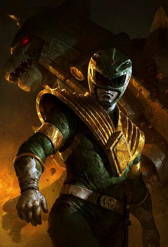 Green Centurion