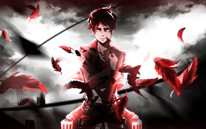 Image Eren Jaeger Attack On Titan Shingeki No Kyojin Wallpaper Hd