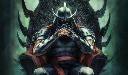 Tmnt villains micro series shredder throne featured