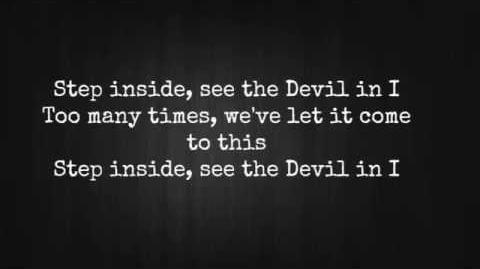 Slipknot - The Devil in I (Lyrics)