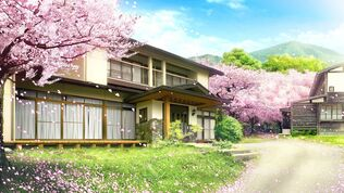 Building Anime Landscape 01