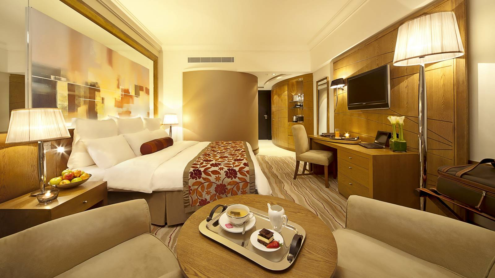 Gulf Hotel Bahrain   Luxury 5 Star Hotel In Bahrain   Luxury Room