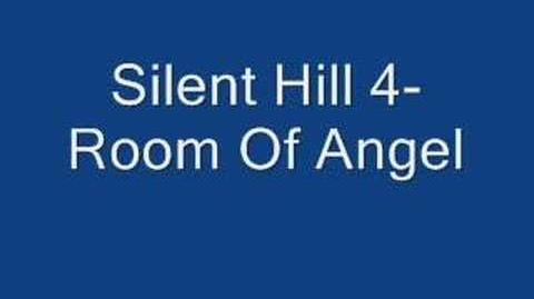 Silent Hill 4-Room Of Angel (Akira Yamaoka)