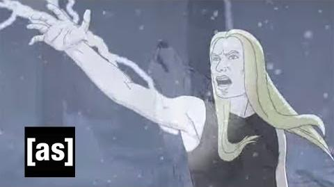 I'm No Man Metalocalypse Adult Swim