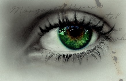 Green eyed by tiny ninja-d4p6zr9