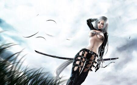 Female ninja names