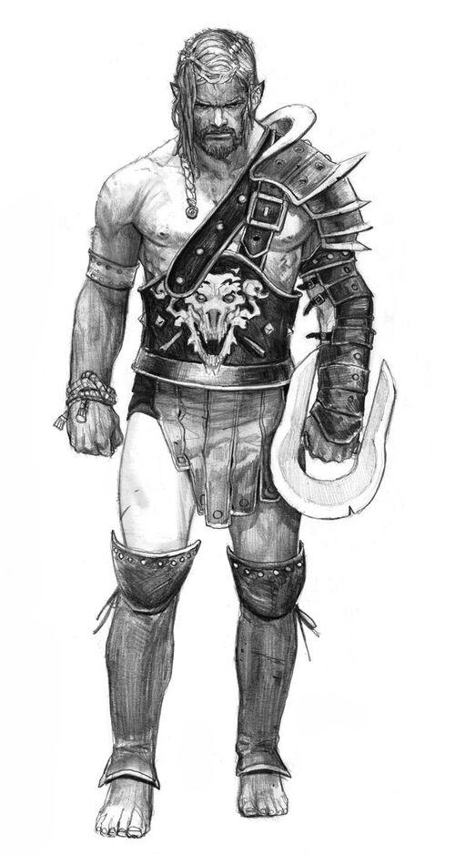 Gladiator hiro