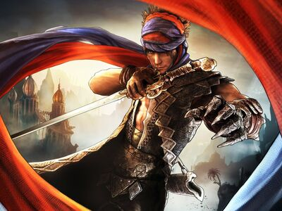 Prince of persia game-normal