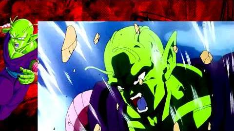 Piccolo Vs Android 17 (1080p HD) part 1 3