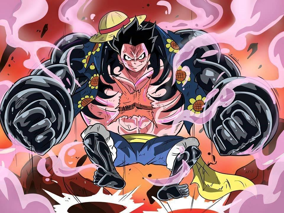 image luffy gear fourth jpg the savage lands roleplay wiki