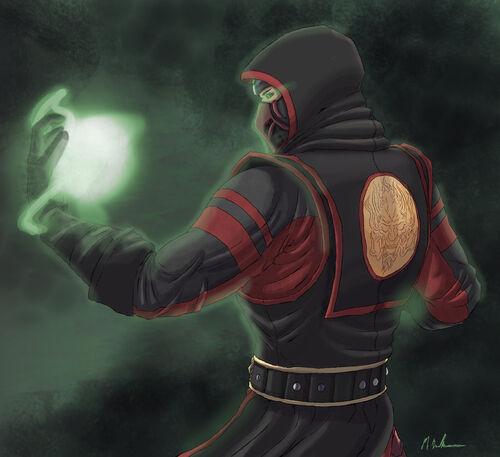 Mortal kombat tribute mk9 ermac by sarrus-d54xy0x
