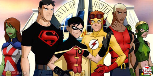 Young-Justice-anime-cartoon