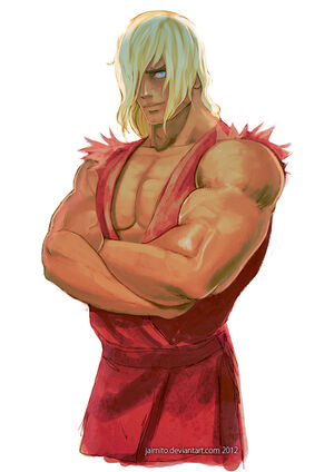 Ken masters by jaimito-d4ry8kl