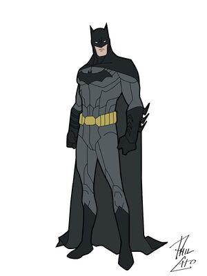 New 52 batman by qbatmanp-d53l38p