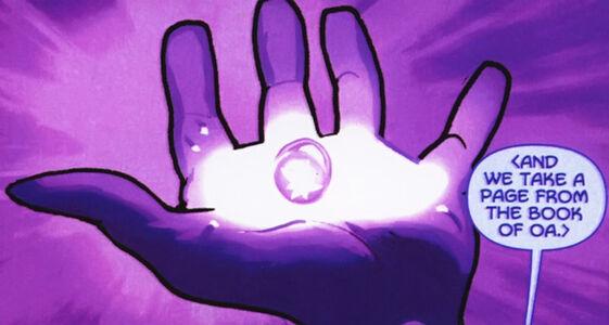 Violet Power Rings h1