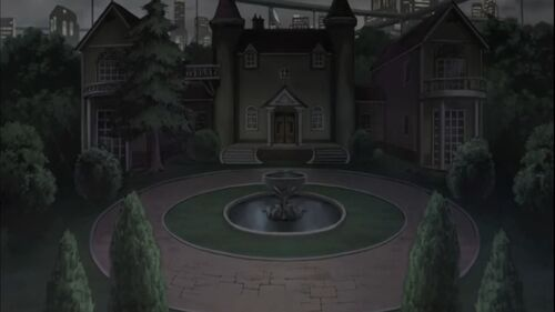 Cathy's mansion (anime)