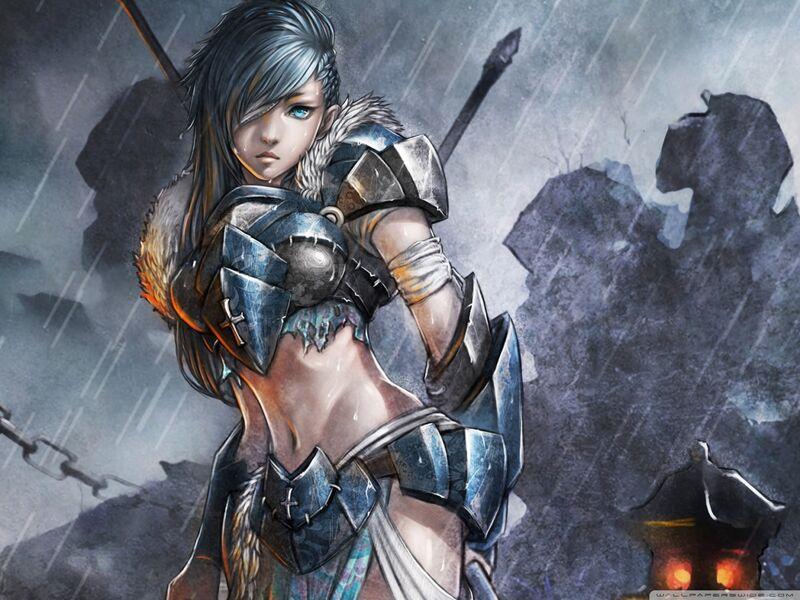 Woman warrior-wallpaper-1152x864
