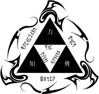 Triforce ultharwe